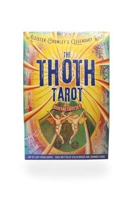 Thoth Tarot - Book & Cards