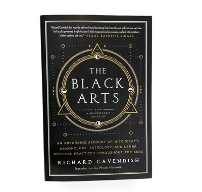 The Black Arts - Richard Cavender