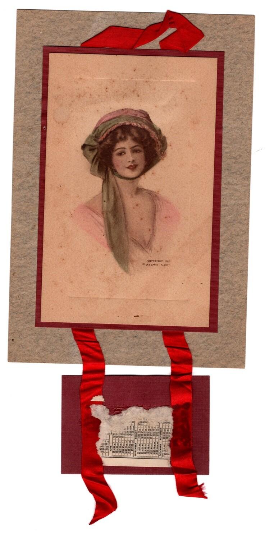 Edwardian Calendar Archie c1910s