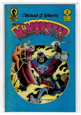 Mr. Monster #2 1988