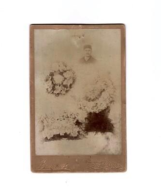 Frank Smuts - Indiana Soldier Memorial Card