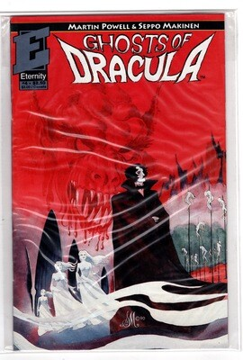 Ghosts of Dracula #4 1991