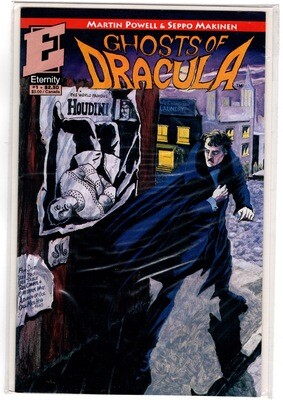 Ghosts of Dracula #1 1991