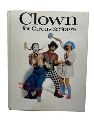 Clown for Circus and Stage by Mark Stolzenberg