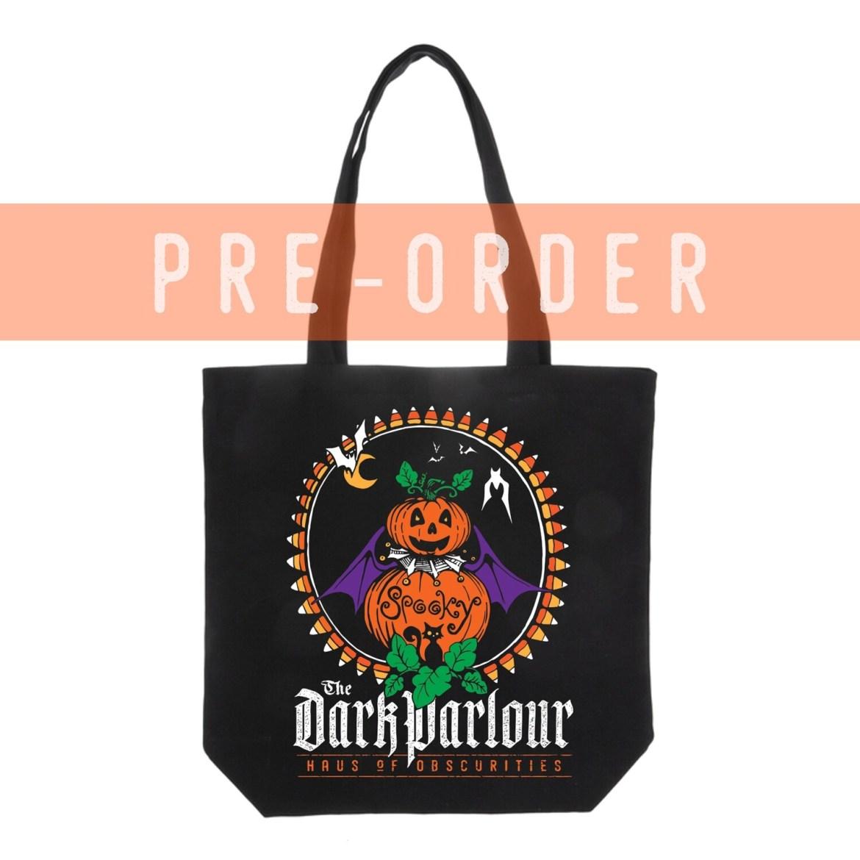 Spooky Pumpkin 13 x 15