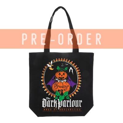 PRE-ORDER Spooky Pumpkin 13 x 15