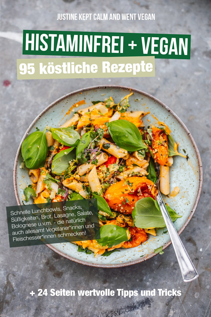 eBook: Histaminfrei & Vegan