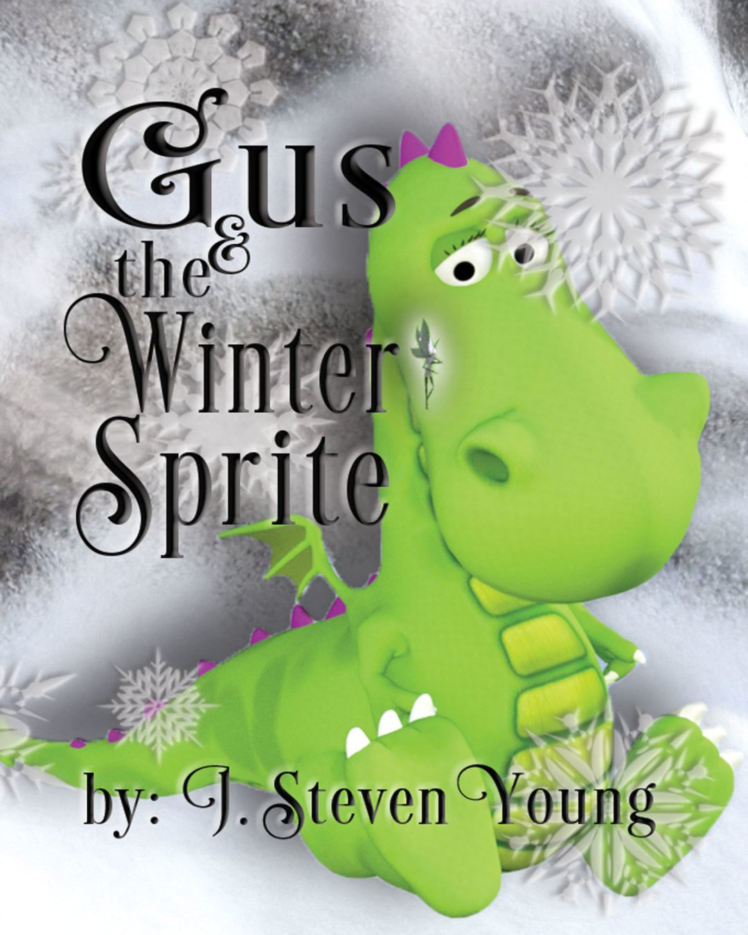 Gus and the Winter Sprite (signed)