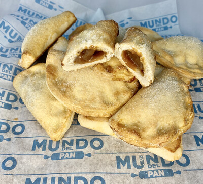 Empanaditas De Dulce De Leche (12 Unidades)