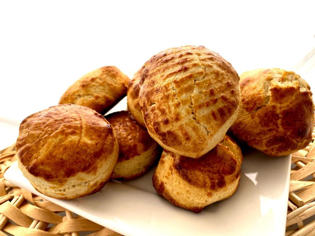 Biscuits De Mantequilla  (12 Unidades)