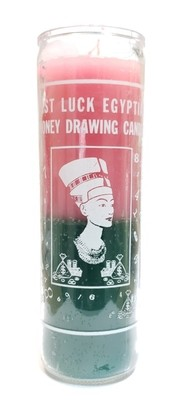 7 Day Candle- Lucky Egyptian Money Drawing
