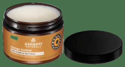 Ashanti Naturals-Mango Butter 100% Pure and Natural 11 fl.oz