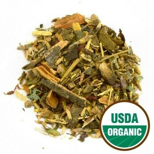 Starwest Botanical Liver Cleanse Tea Organic(4oz)