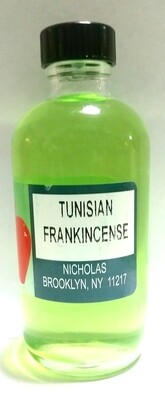 Tunisian Frankincense Oil