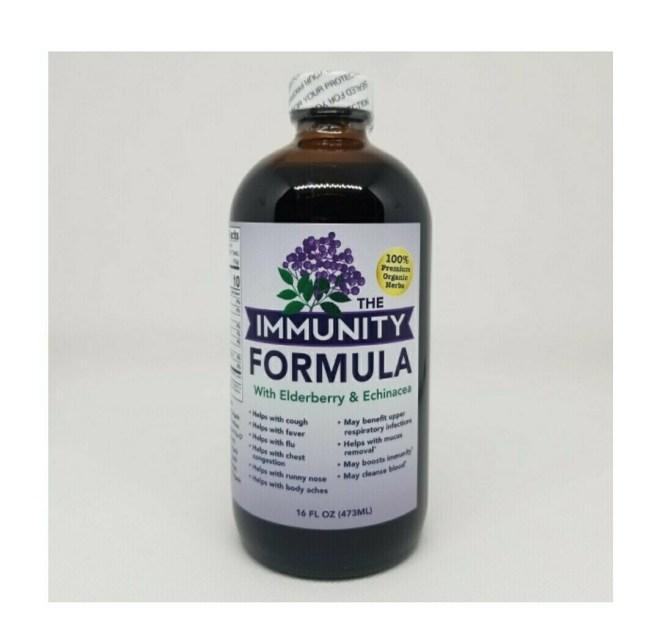 Immunity Formula 16oz