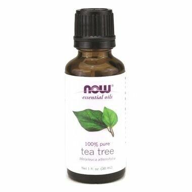Now Solutions Tea Tree Oil 1oz