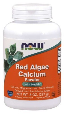 Red Algae Calcium 8oz