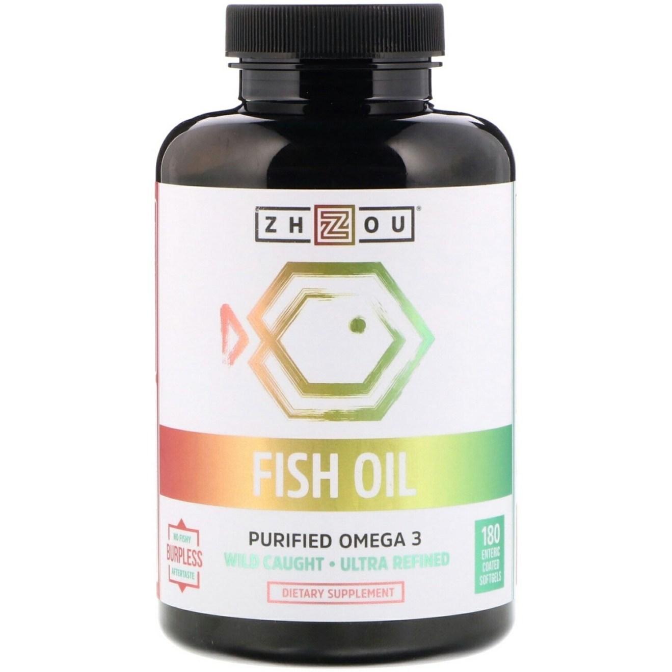 Zhou Fish Oil