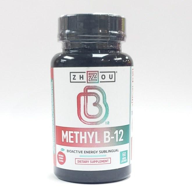 Zhou Methyl B-12 Capsules