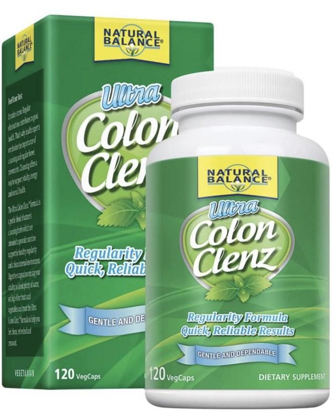 Natural Blend Ultra Colon Clenz
