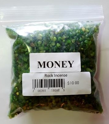 Money Rock Incense