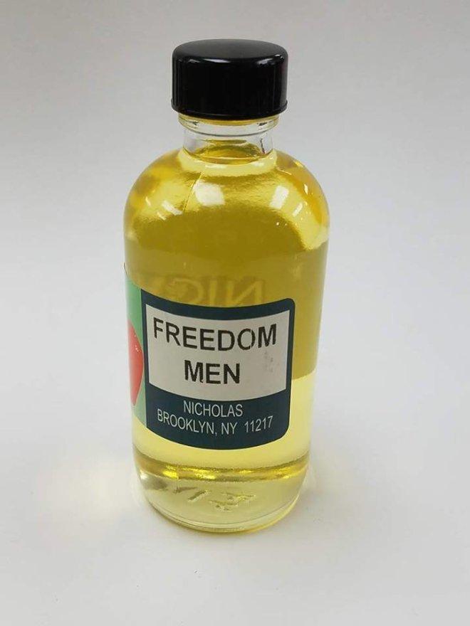Freedom Men-Quarter Pound