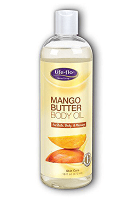 Life-Flo Mango Butter Body Oil 16oz