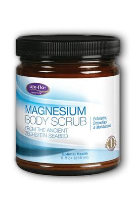 Life-flo Magnesium Body Scrub