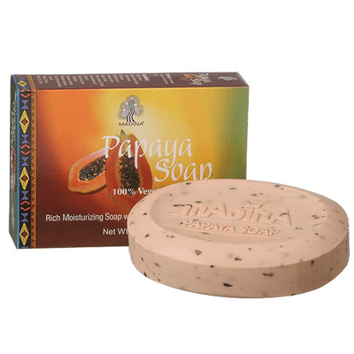Madnia-Papaya Bar Soap 3.5oz