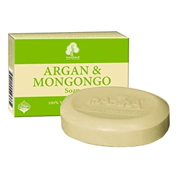 Madina-Argan & Mongongo bar soap