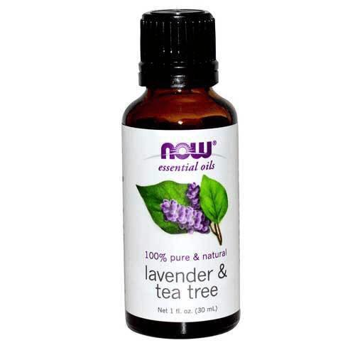 Now Essential Oils - Lavender & Tea Tree 1oz