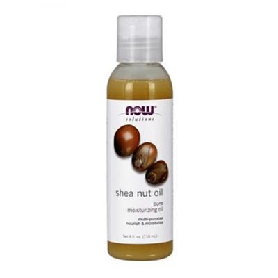 Now Solutions - Shea Nut Oil Pure Moisturizing Oil 4 fl.oz