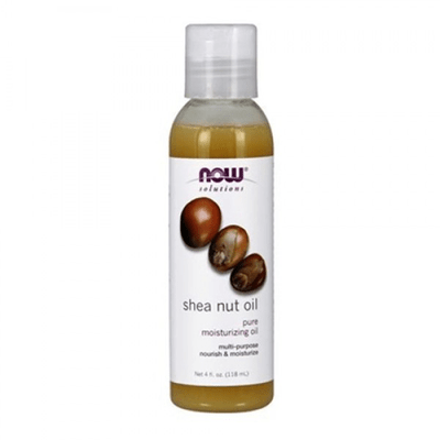 Now Solutions - Shea Nut Oil Pure Moisturizing Oil 4 fl.oz