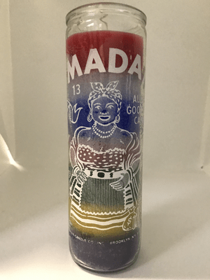 7 Day Candle - La Madama