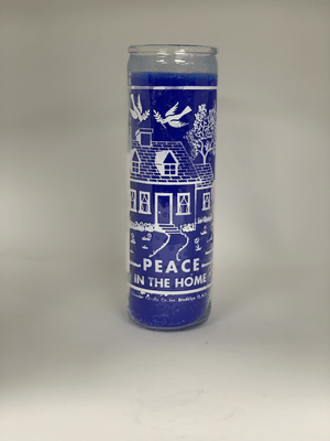 7 Day Candle - Peace in the Home