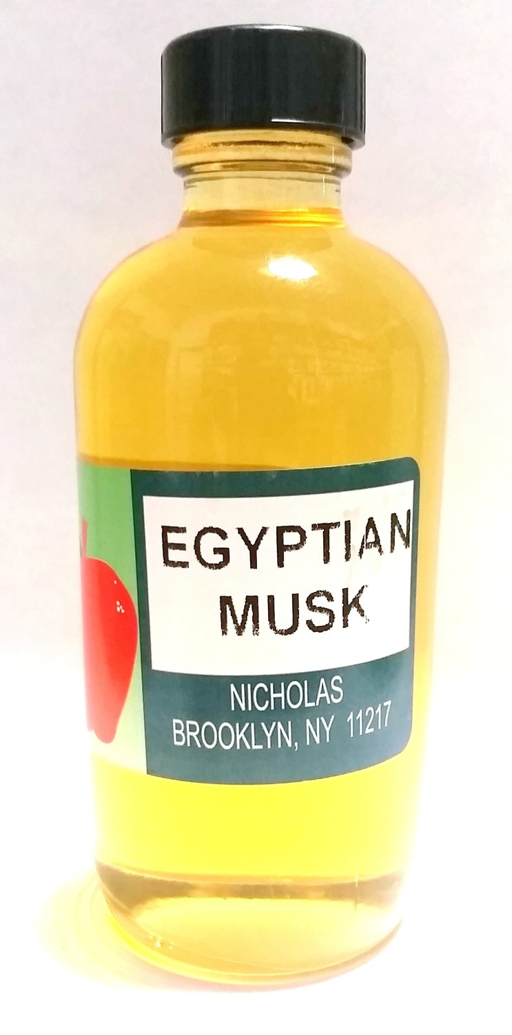 Egyptian Musk Oil