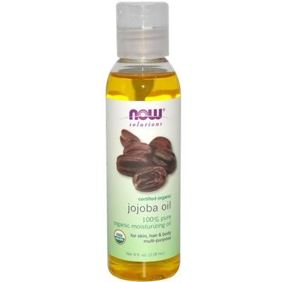 Now Solutions-Jojoba Oil 100% Pure Moisturizing Oil 4oz