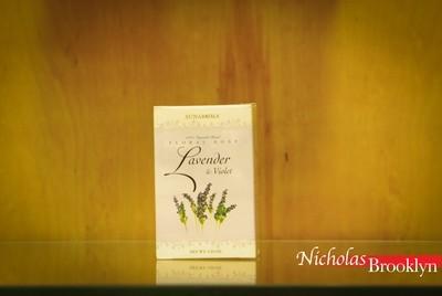 Lavender and Violet Soap