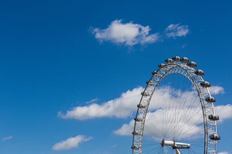 London Eye 01