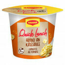 MAGGI QUICK LUNCH CORNETTES AU FROMAGE 63G