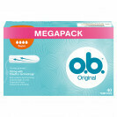 O.B. TAMPONS SUPER 40 PCES