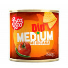 POCO LOCO SALSA MEDIUM MEXICAN 2.650KG