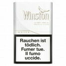 WINSTON WHITE BOX T 1MG/N 0.1MG/KM 2MG