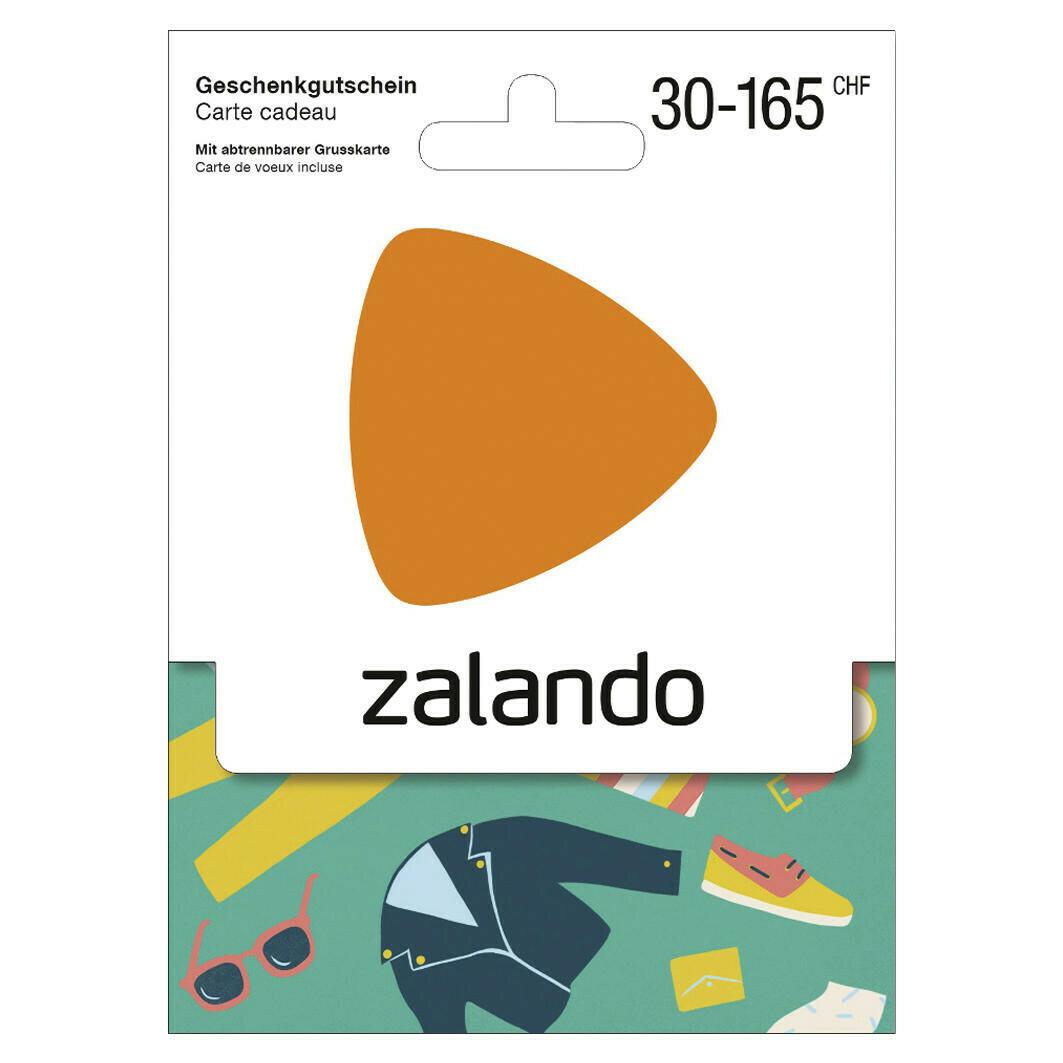 ZALANDO 30 - 165 FR. VARIABEL ***GRATUIT / CARD