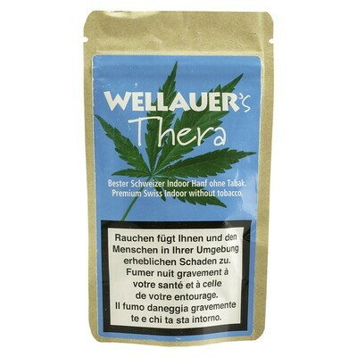 WELLAUER CBD THERA 3G