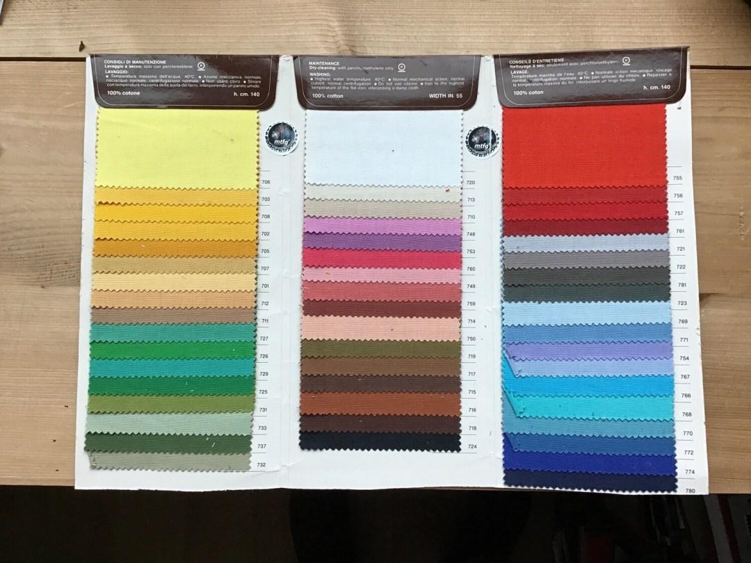 Tissu coton 140