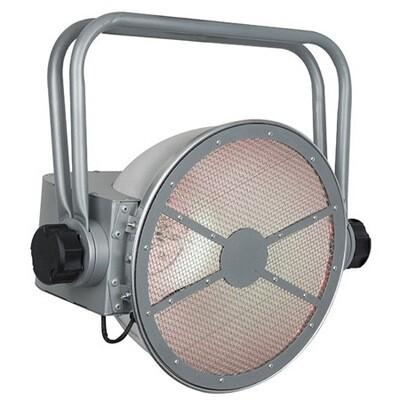 Projecteur de décoration Tungstène LED RGB SHOWTEC Vintage Blaze '33