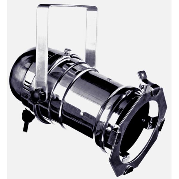 Projecteur PAR 30 alu brossé - culot E27 - 230V max 75W