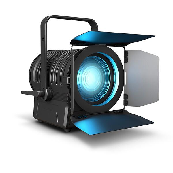 Projecteur Fresnel Led 200 W RGBALC 2800 à 8000 K CAMEO TS 200 FC