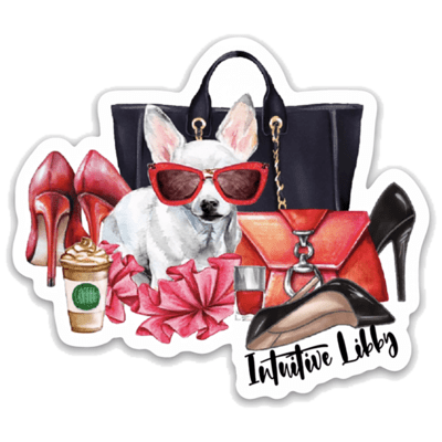 Glam Life Maybelline Sticker